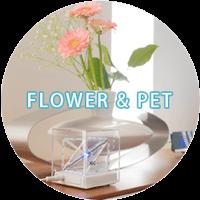 FLOWER & PET